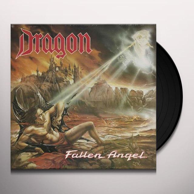 Dragon FALLEN ANGEL Vinyl Record