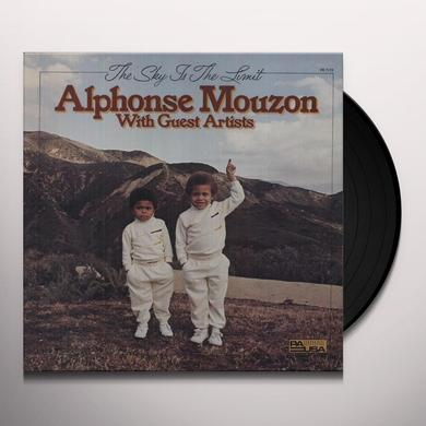 Alphonse Mouzon SKY IS THE LIMIT Vinyl Record