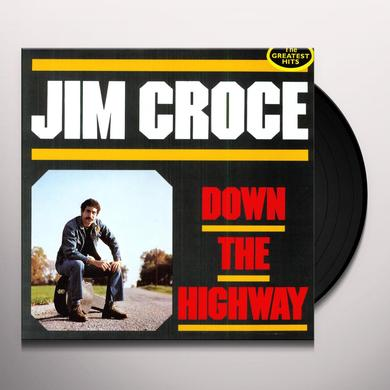 Jim Croce DOWN THE HIGHWAY Vinyl Record