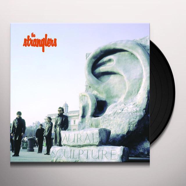 The Stranglers AURAL SCULPTURE Vinyl Record
