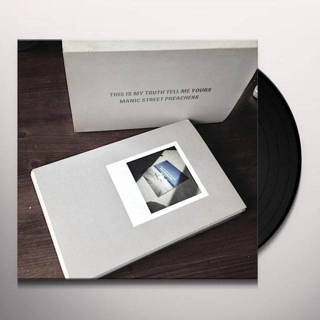 Manic Street Preachers THIS IS MY TRUTH Vinyl Record - 180 Gram Pressing