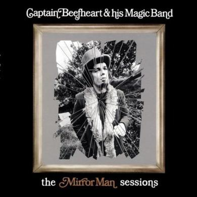 Captain Beefheart MIRRORMAN SESSIONS Vinyl Record