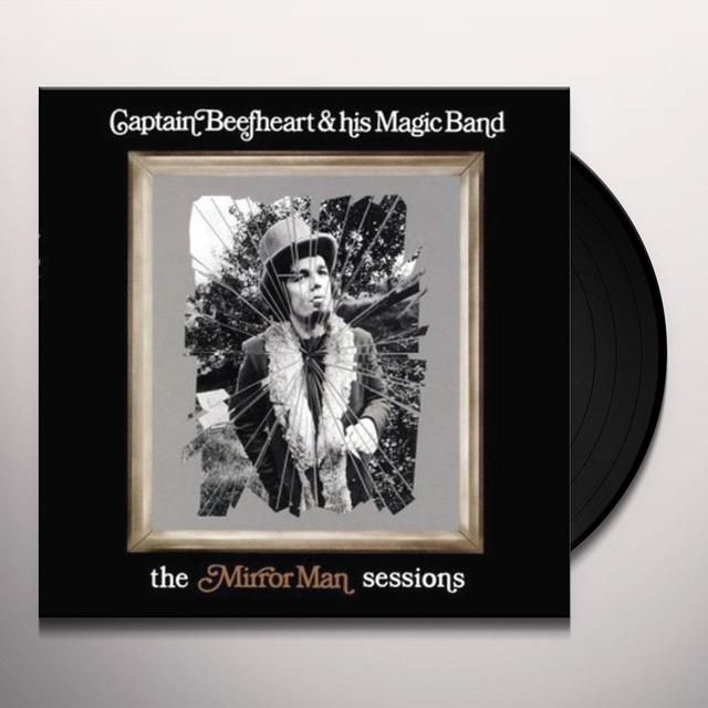 Captain Beefheart MIRRORMAN SESSIONS Vinyl Record - 180 Gram Pressing