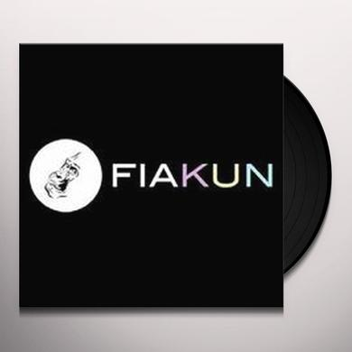 Fiakun Team AROUND YOUR NECK (EP) Vinyl Record