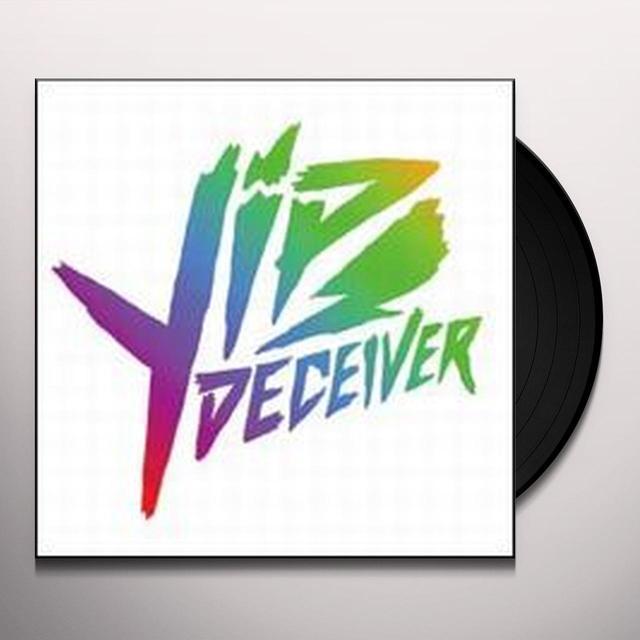 YIP DECEIVER Vinyl Record