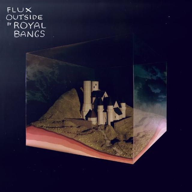 Royal Bangs FLUX OUTSIDE Vinyl Record