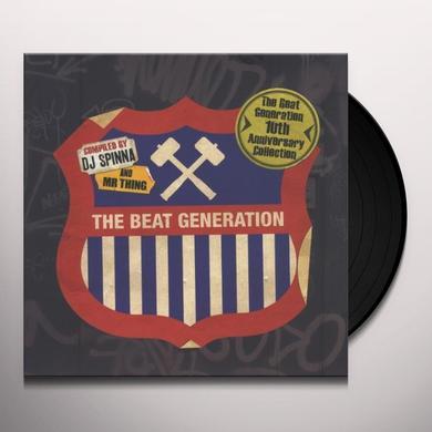 BEAT GENERATION 10TH ANNIVERSARY / VARIOUS Vinyl Record