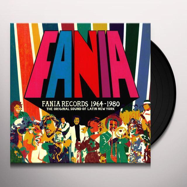 FANIA RECORDS 1964-1980: ORIGINAL SOUND / VARIOUS (Vinyl)