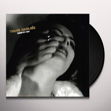 Those Darlins SCREWS GET LOOSE Vinyl Record