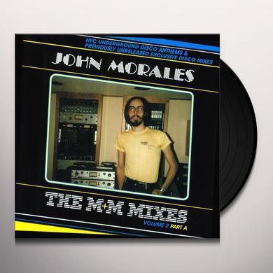 John Morales M & M MIXES 2 Vinyl Record