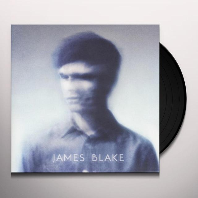 JAMES BLAKE (BONUS TRACKS) Vinyl Record