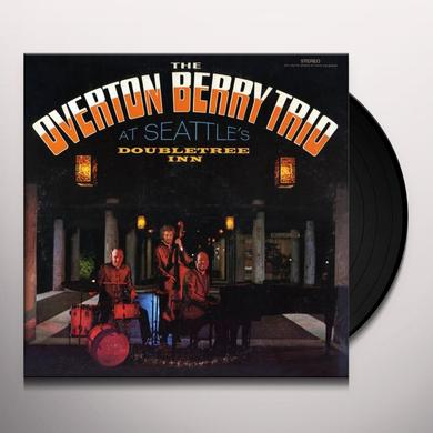 Overton Berry TOBE / LIVE AT THE DOUBLETREE INN Vinyl Record