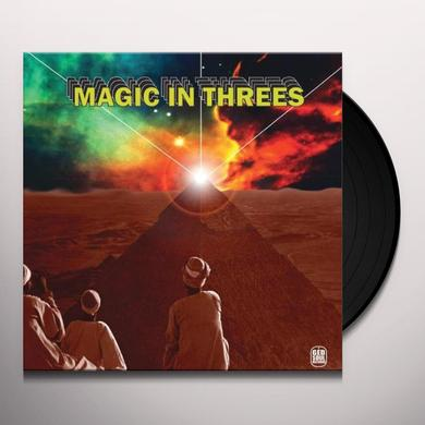 MAGIC IN THREES Vinyl Record
