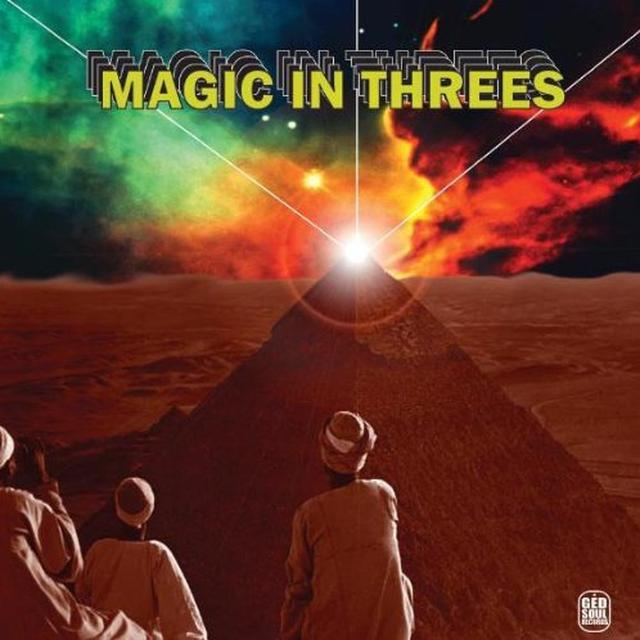 MAGIC IN THREES Vinyl Record