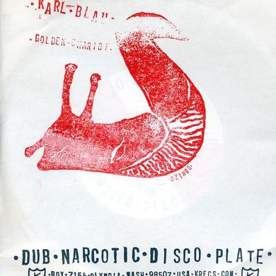 Karl Blau GOLDEN CHARIOT / DUB CHARIOT Vinyl Record