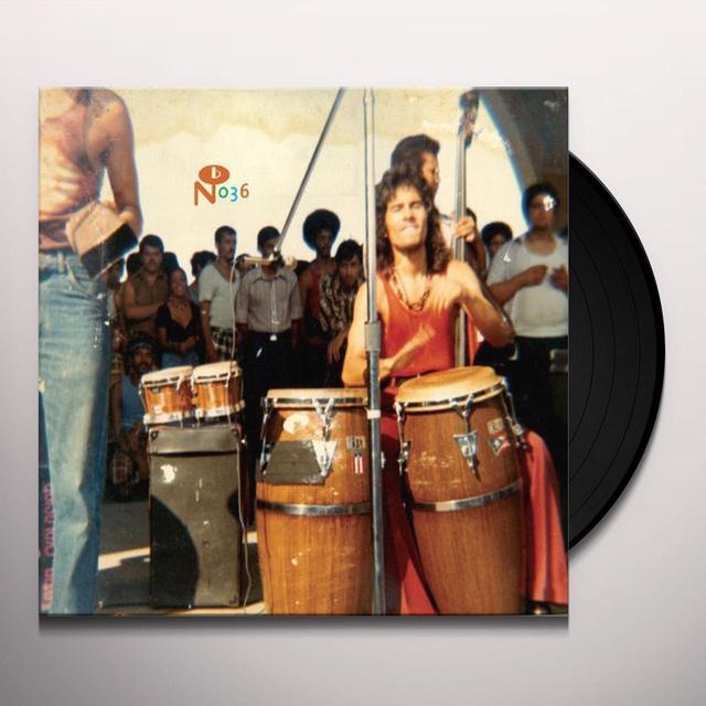 CULT CARGO: SALSA BORICUA DE CHICAGO / VARIOUS Vinyl Record
