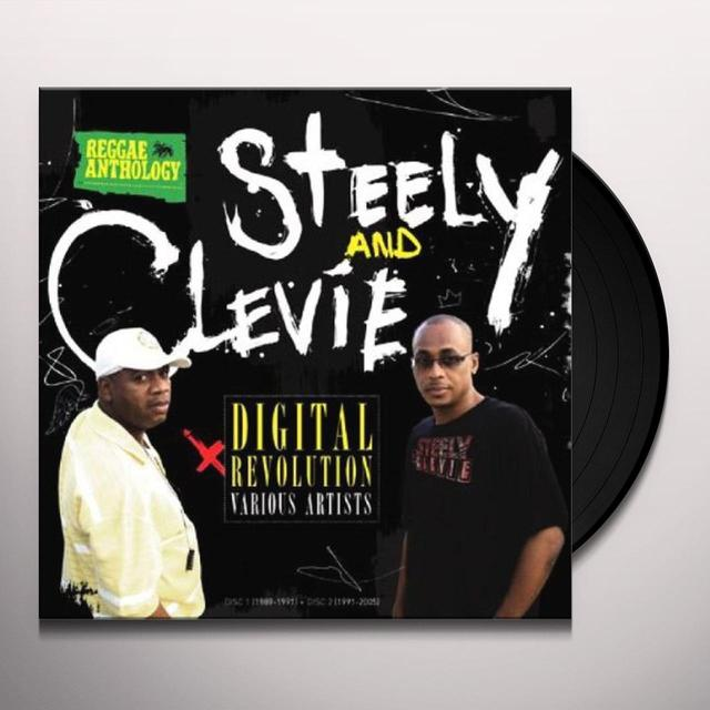 Steely & Clevie DIGITAL REVOLUTION Vinyl Record