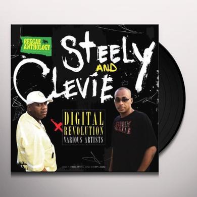 Steely & Clevie DIGITAL REVOLUTION Vinyl Record