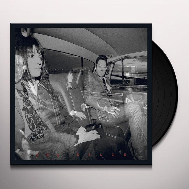 The Kills BLOOD PRESSURES Vinyl Record - MP3 Download Included