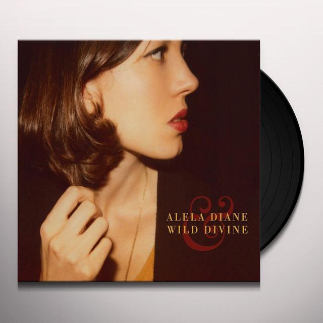 Alela Diane & Wild Divine ALELA DIANA & WILD DIVINE Vinyl Record - MP3 Download Included