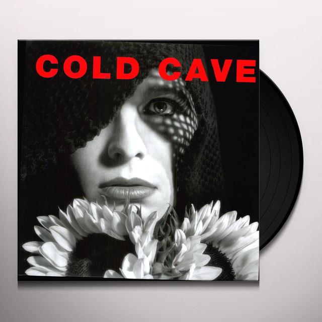 Cold Cave CHERISH THE LIGHT YEARS Vinyl Record