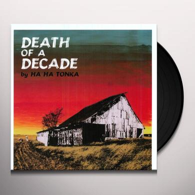 Ha Ha Tonka DEATH OF A DECADE Vinyl Record