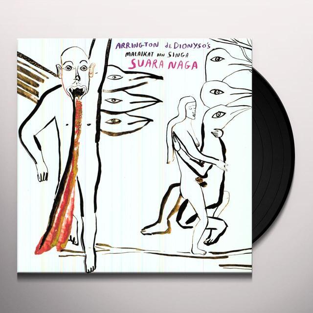 Arrington De Dionyso SUARA NAGA Vinyl Record