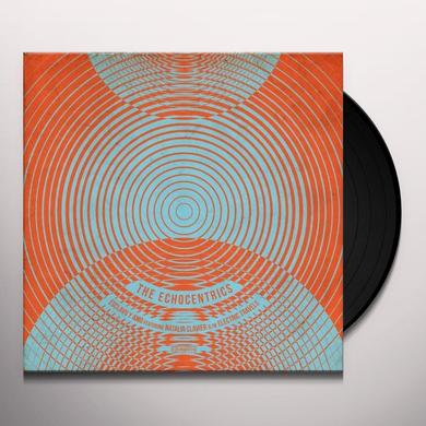 The Echocentrics ESCLOVE Y AMO / ELECTRIC TRAVELS 7 Vinyl Record - Limited Edition