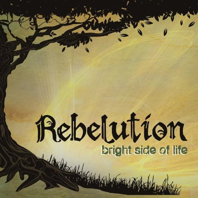 Rebelution BRIGHT SIDE OF LIFE Vinyl Record - MP3 Download Included