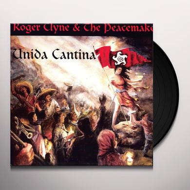 Roger / Peacemakers Clyne UNIDA CANTINA Vinyl Record