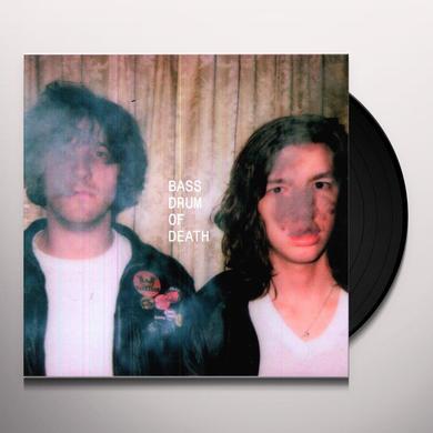 Bass Drum Of Death GB CITY Vinyl Record