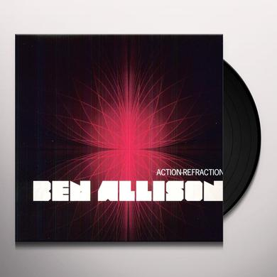 Ben Allison ACTION-REFRACTION Vinyl Record