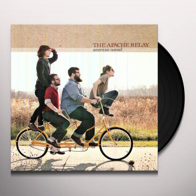 Apache Relay AMERICAN NOMAD Vinyl Record