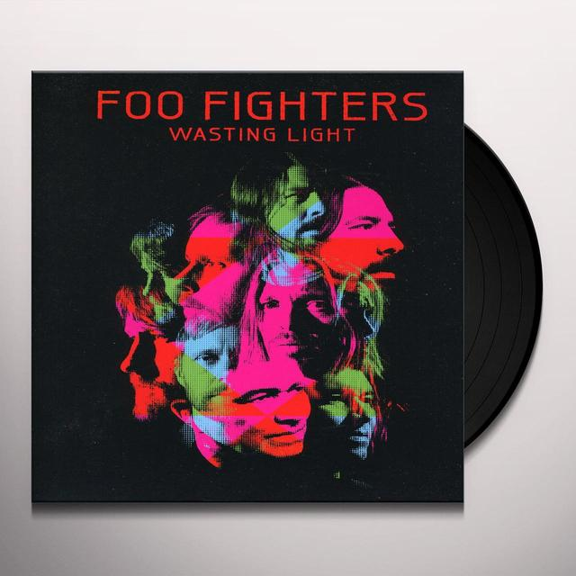 Foo Fighters WASTING LIGHT Vinyl Record