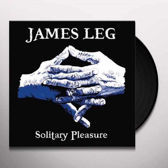 James Leg SOLITARY PLEASURE Vinyl Record