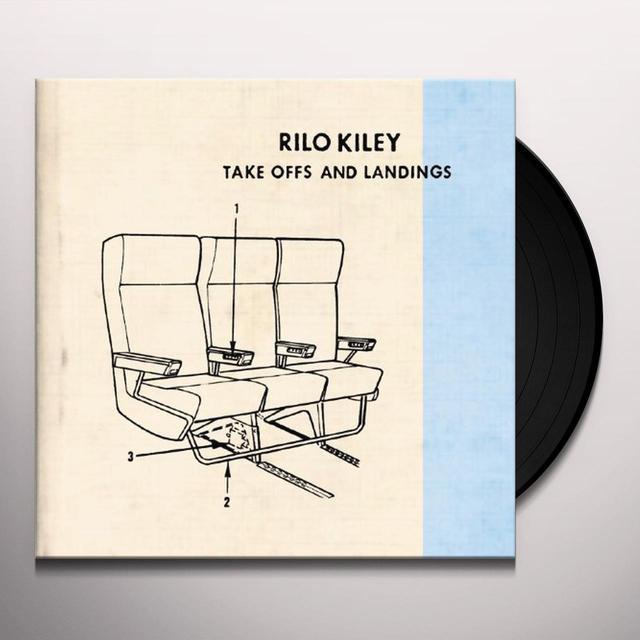 Rilo Kiley TAKE OFFS & LANDINGS Vinyl Record - Digital Download Included