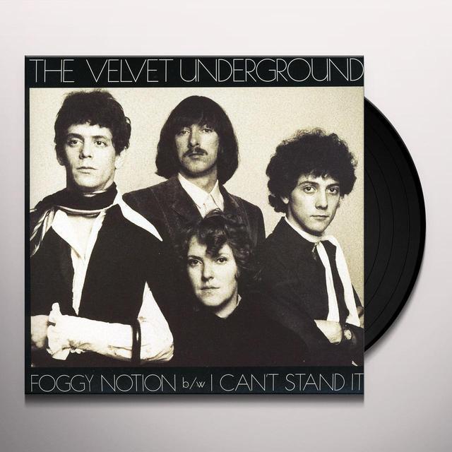 Velvet Underground FOGGY NOTION Vinyl Record