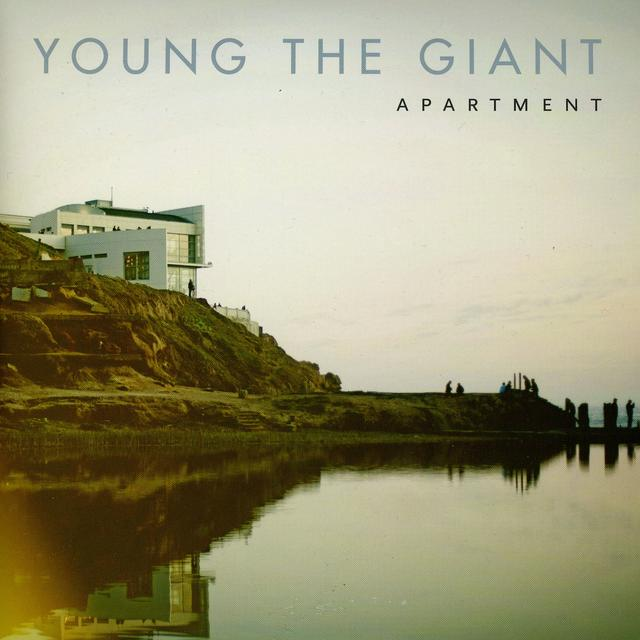Young The Giant APARTMENT Vinyl Record - Limited Edition
