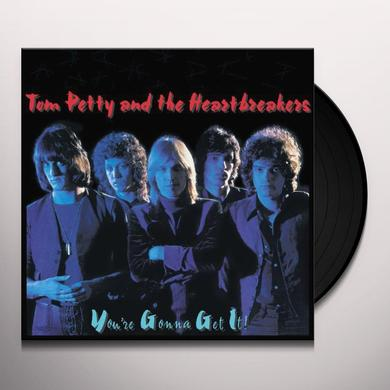 Tom Petty and the Heartbreakers YOURE GONNA GET IT Vinyl Record
