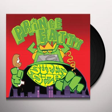 Prince Fatty SUPERSIZE Vinyl Record