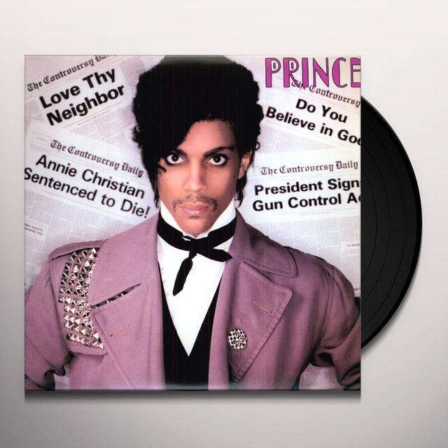 Prince CONTROVERSY Vinyl Record - 180 Gram Pressing