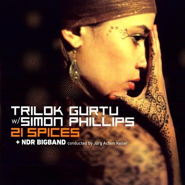 Trilok Gurtu / Simon Phillips / Ndr Bigband 21 SPICES Vinyl Record