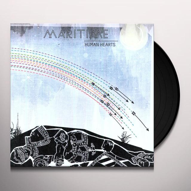 Maritime HUMAN HEARTS Vinyl Record