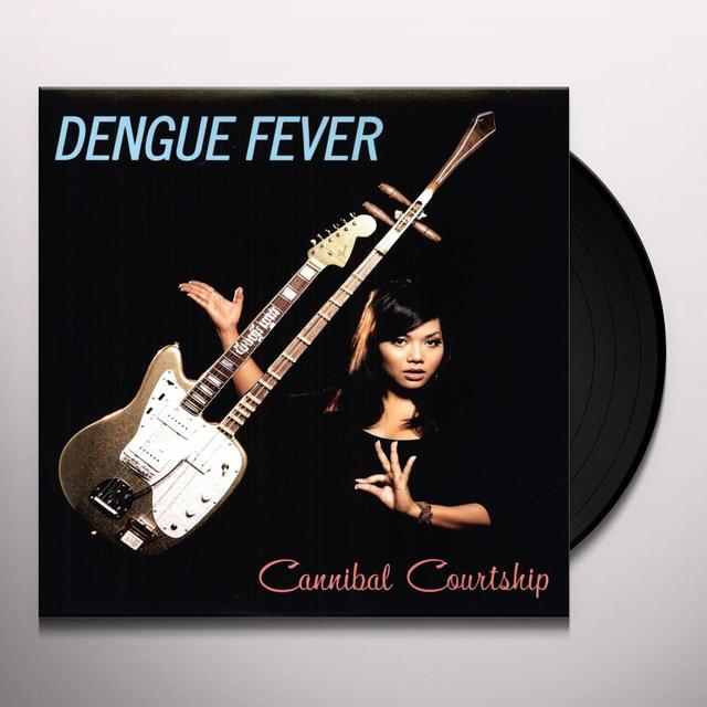 Dengue Fever CANNIBAL COURTSHIP Vinyl Record