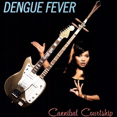 Dengue Fever CANNIBAL COURTSHIP Vinyl Record
