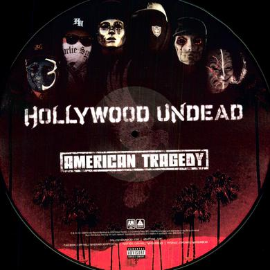 Hollywood Undead AMERICAN TRAGEDY Vinyl Record