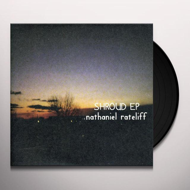 Nathaniel Rateliff SHROUD Vinyl Record