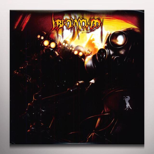 "Job For A Cowboy RUINATION (LP1) (10"") (GREEN VINYL) Vinyl Record - 10 Inch Single, Colored Vinyl"
