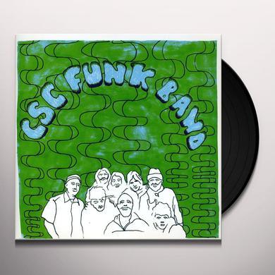 Csc Funk Band TROLL'S SOIREE Vinyl Record