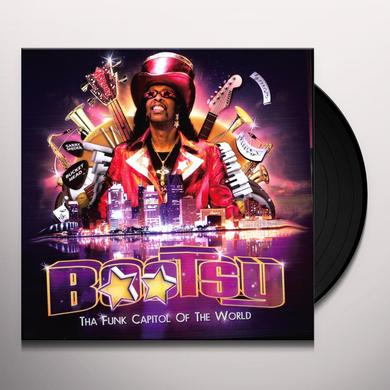 Bootsy Collins THA FUNK CAPITOL OF THE WORLD Vinyl Record